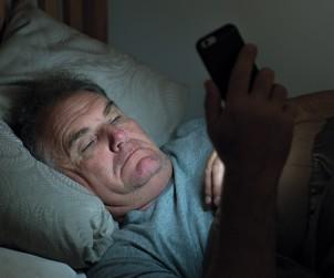 Sleep deprived Farmer